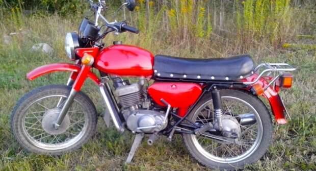 ТОП-3 культовых советских мотоциклов