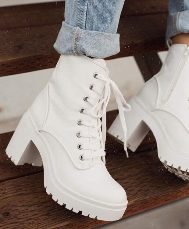 Зимние ботинки 2020 фото 6