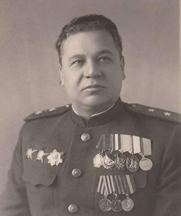 Василий Степанович Рясной – нарком внутренних дел УССР