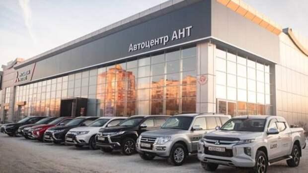 Алтайские автодилеры вошли в десятку крупнейших в Сибири