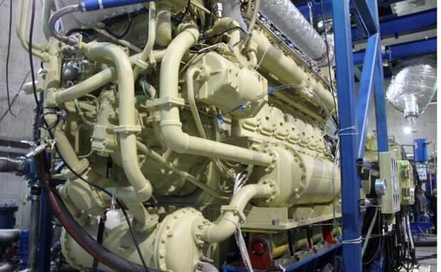 «ОДК» за три года наладила производство морских двигателей от 7000 л.с. и заменила все украинские аналоги