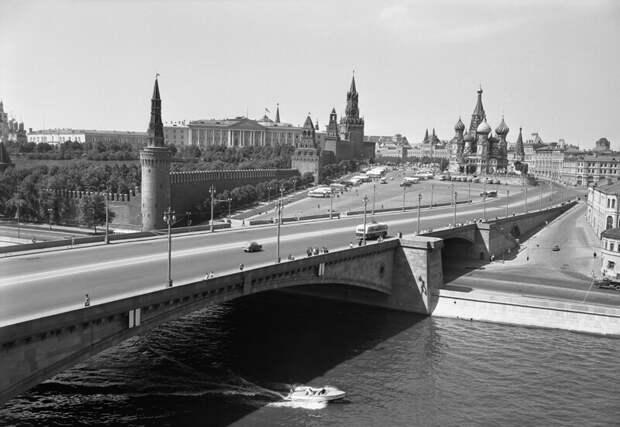 Москва 60-х годов