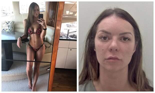 Легко отделалась: блогерша, которую поймали с15кг кокаина, заплатила штраф в4 тысячи рублей