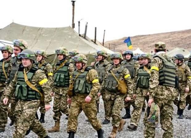 Акт подготовки агрессии против Донбасса и Крыма