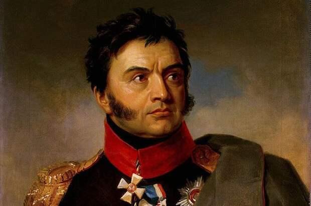 «Щит и меч России». Тысяча и один подвиг генерала Раевского