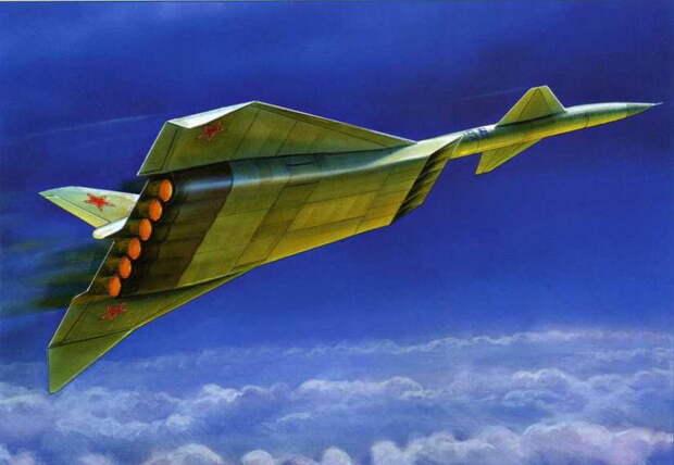 М-50 – чудо конструкторской мысли Мясищева