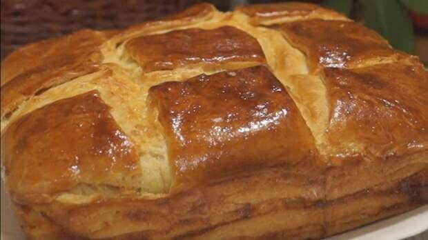 Пирог с Сыром. Невероятно Вкусный!