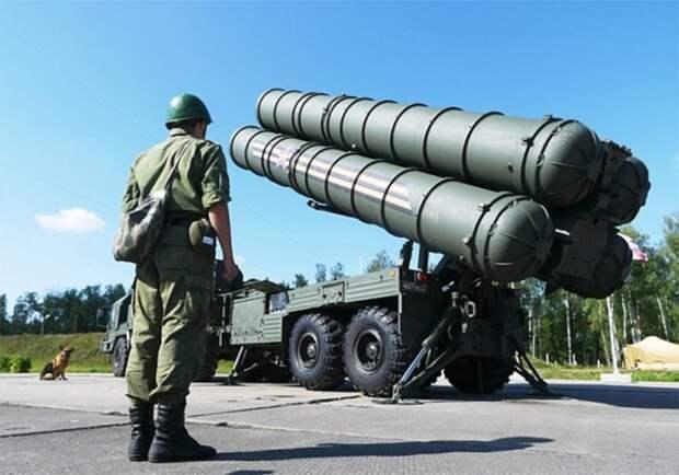 Россия закроет небо Крыма надёжным «зонтом» (фото)
