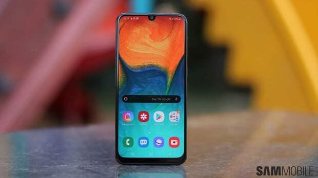 Двухлетний недорогой Samsung Galaxy A30 получил последнее крупное обновление — Android 11