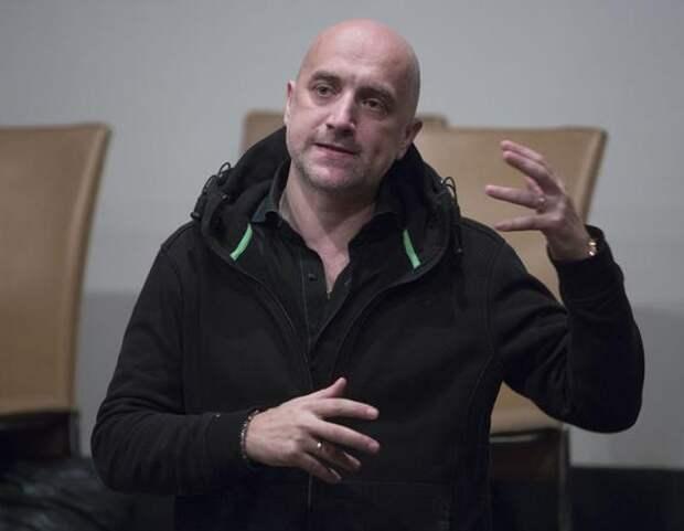 Прилепин оценил Протасевича:  «Надя Савченко на два яйца больше имела»