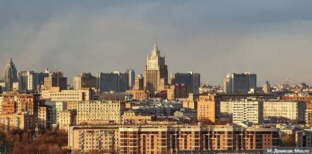 Проект бюджета Москвы до 2023 года обеспечивает выполнение социальных обязательств Фото: М. Денисов mos.ru