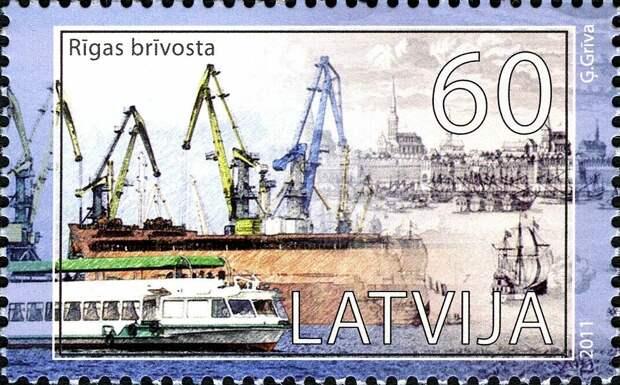 Латвия. Что же потеряла Россия в странах Прибалтики