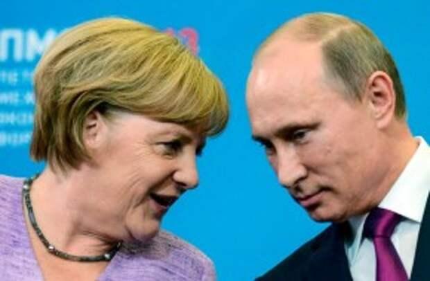 Меркель хитрой уловкой спасает «Северный поток – 2»