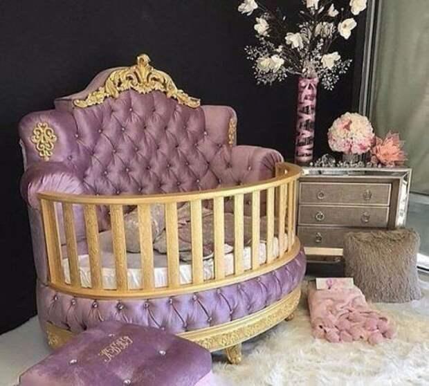 Кровати для маленьких принцесс 💕 Оцените)