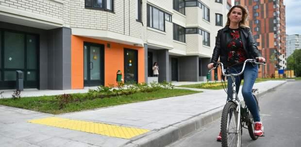 Дом на 147 квартир в районе Восточное Измайлово передан для заселения по реновации