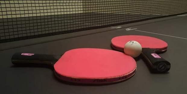 Кубок главы управы по настольному теннису пройдёт на Дыбенко