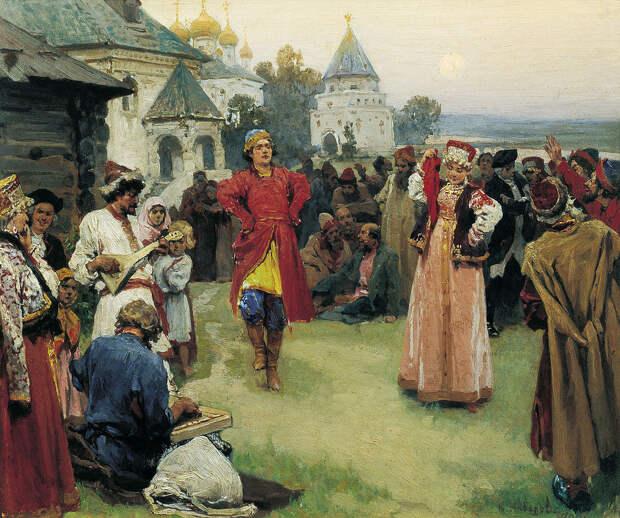 Зачем уничтожали главный русский музыкальный инструмент? Как гусли влияют на человека