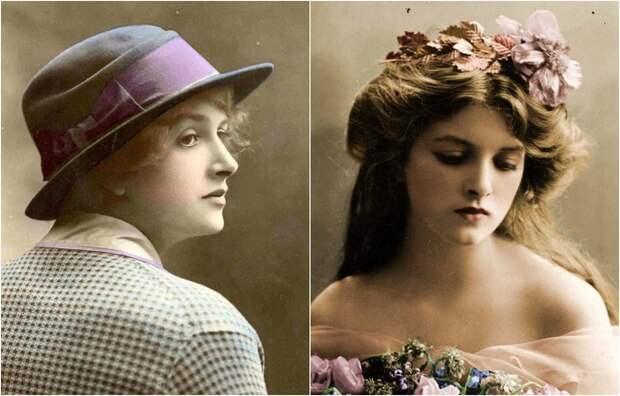 Одна из самых красивых актрис Эдвардианской эпохи.