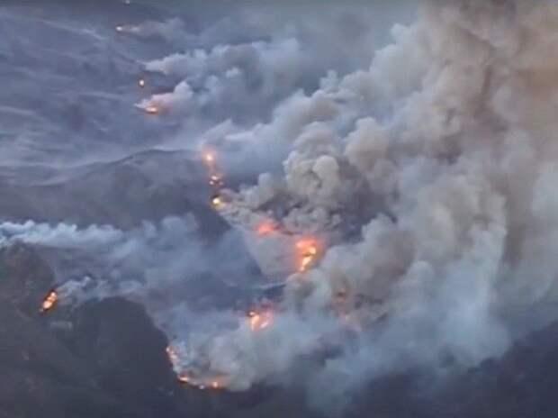 Дым от лесных пожаров в США к концу недели достигнет территории Европы - исследователи