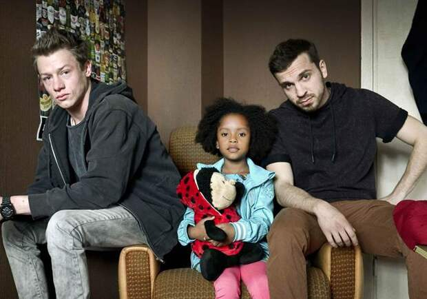 День блога: смотрим необычный мини-сериал «Немецкая семейка»