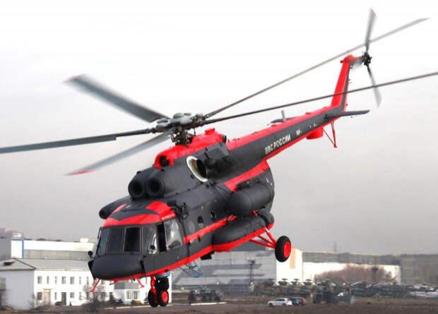 Российские вертолеты получат напечатанные детали