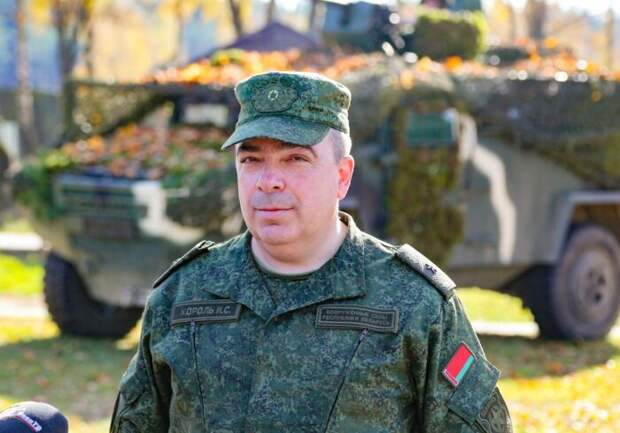 Генштаб Белоруссии: самолёты НАТО пытались нанести удар поРоссии