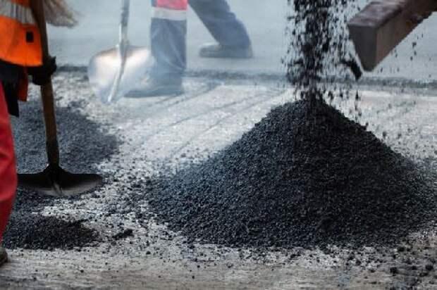 В Тамбове на ряде улиц стартовали работы по ремонту дорог и тротуаров
