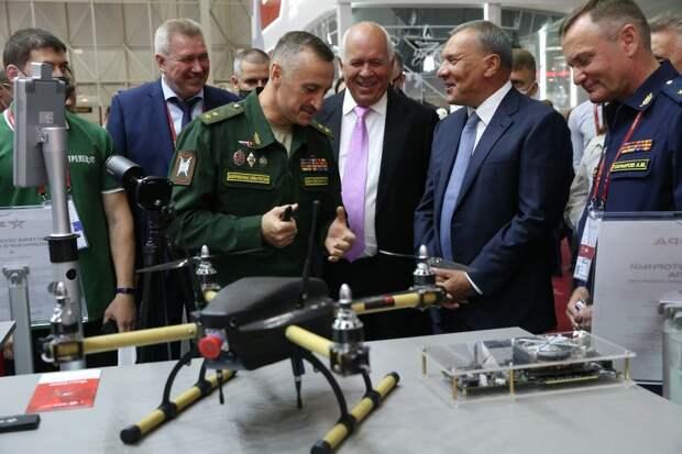 Инновационные разработки приходят во все виды войск Вооруженных сил России