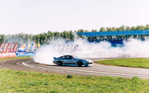 В Рязани стартовали всероссийские соревнования по дрифту «RDS Запад»