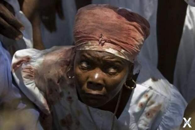 Гаити: про зомби