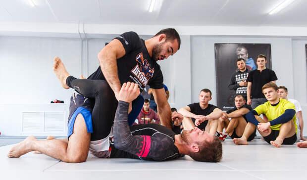 В Омске появилась профессиональная команда MMA