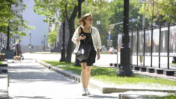 Синоптик рассказал о погоде в Москве в первые дни августа