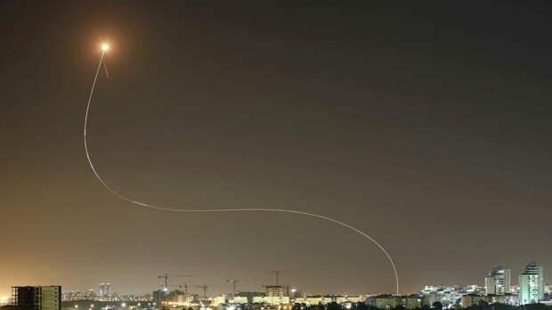 Военное крыло ХАМАС заявило о ракетном ударе по Тель-Авиву