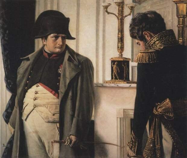 Почему в 1812 году Наполеон двинулся на Москву, а не на Петербург