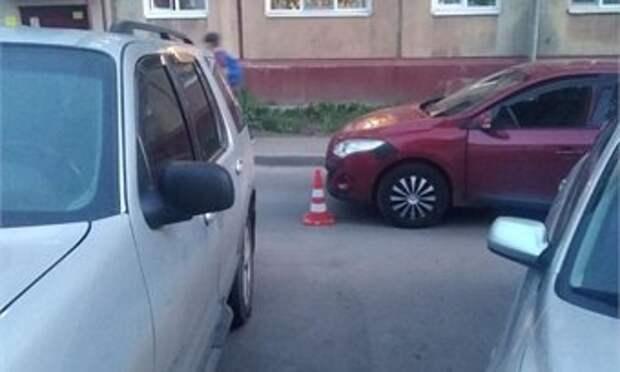 В Череповце автоледи сбила девятилетнего мальчика