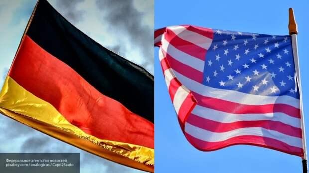 В Германии сообщили о снижении доверия к США