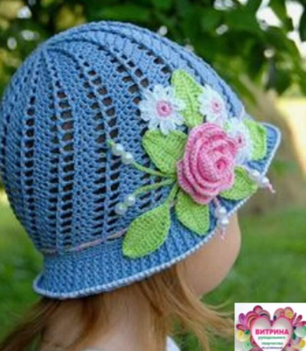 Красивые идеи для вязания любимым дочкам или внучкам.