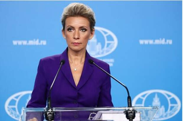 Захарова назвала организаторов штурма Капитолия в США