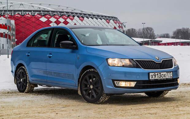 В России объявлена отзывная кампания на автомобили Skoda Octavia, Superb, Fabia, Yeti и Rapid