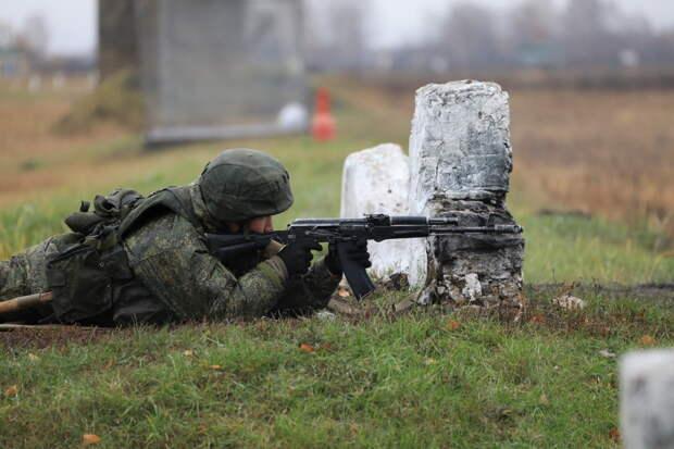 Более 2 тыс. военнослужащих было задействовано в комплексных тренировках по противодействию терроризму в Сибири