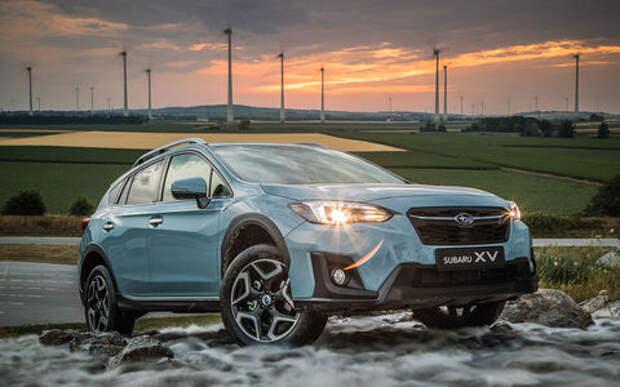 Subaru отзывает тысячи автомобилей из-за проблем с двигателями