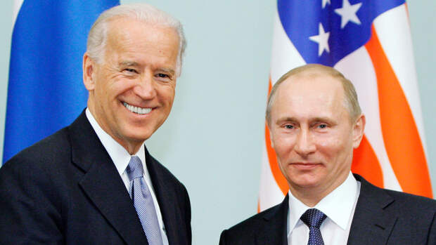 Путин поблагодарил Байдена за инициативу встретиться