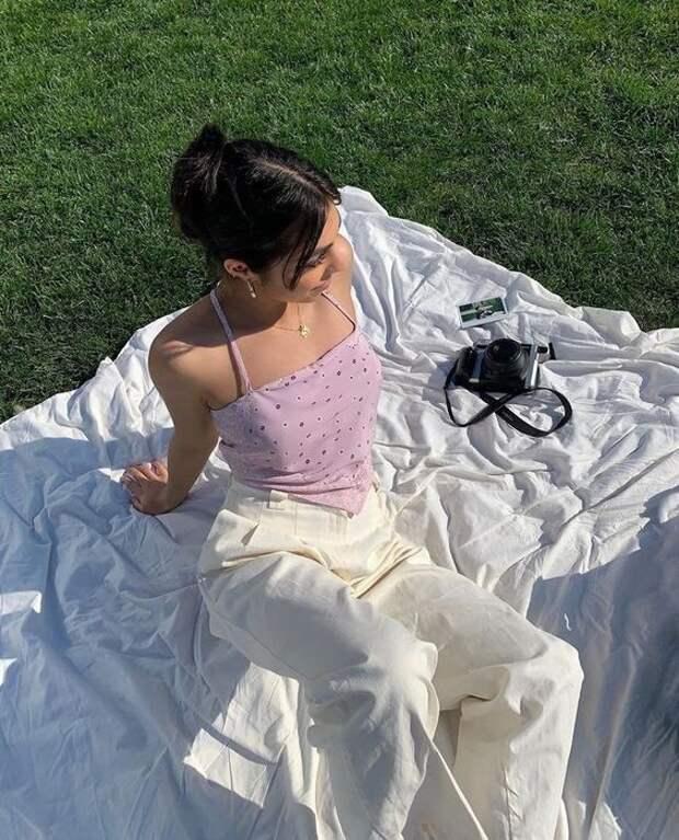 Что надеть на свидание в парк или на природу: пять классных вариантов