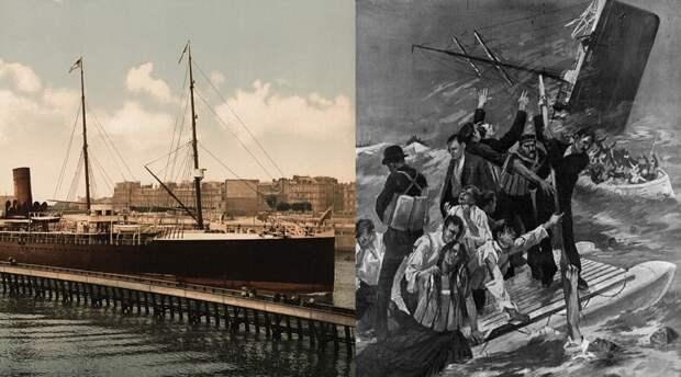 «Варфоломеевское утро». Как крушение лайнера «Ла Бургонь» стало самым кровавым в истории?