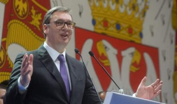 Жители Сербии назвали политика, которому доверяют больше всего