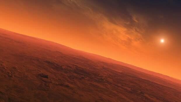 В Антарктиде обнаружили следы марсианской органики