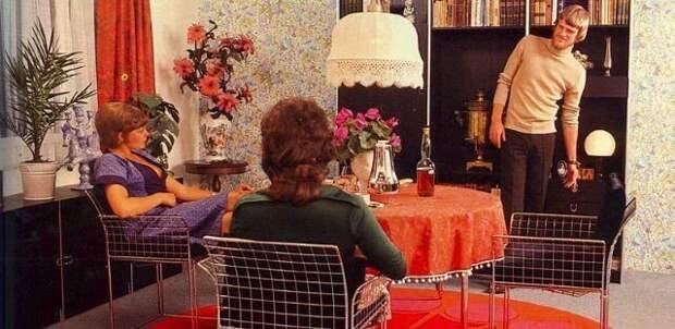 Как зажигали навечеринках в1970-е