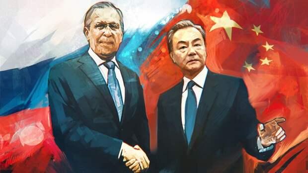 Китай может поддержать Россию в борьбе с долларом