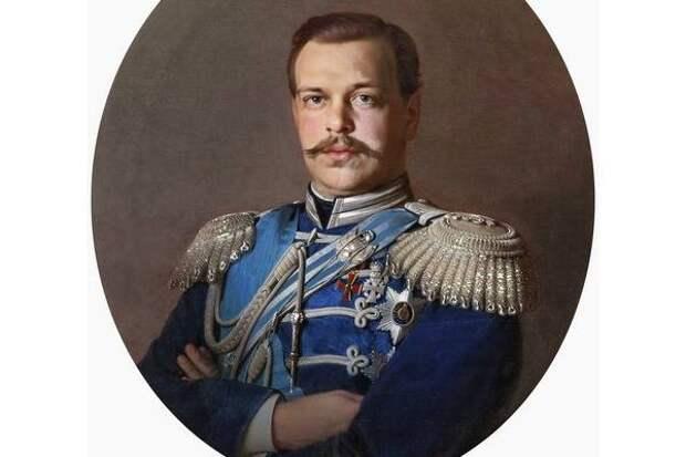 Боевое крещение Александра III
