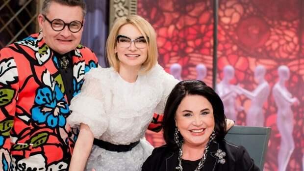 Эвелина Хромченко показала платье, которое никогда не выйдет из моды